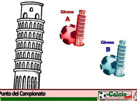 PISA | 10G | Il punto dei Due Gironi, di Demis Ulivelli